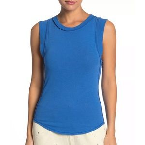 NWT FREE PEOPLE Go To Top Sleeveless Slim
